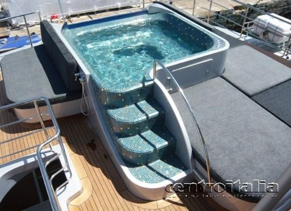 piscine per imbarcazioni