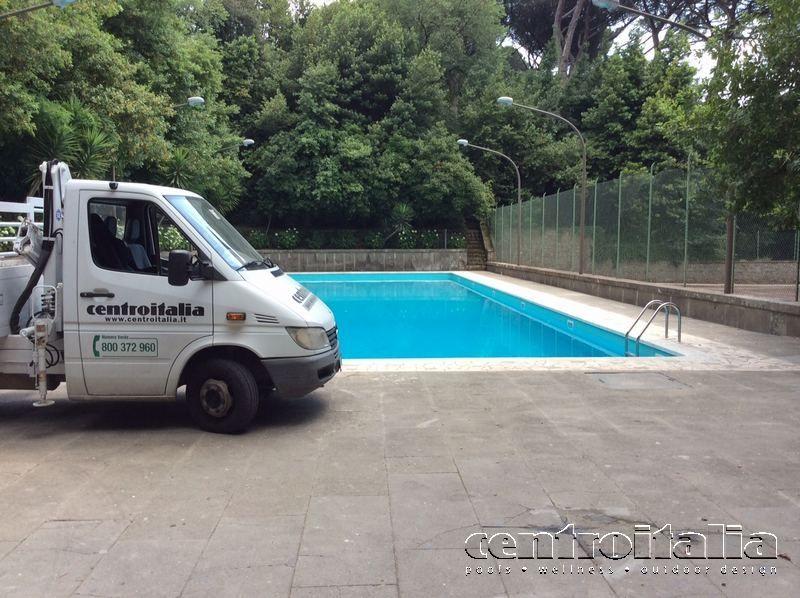 Centroitalia e la manutenzione delle piscine