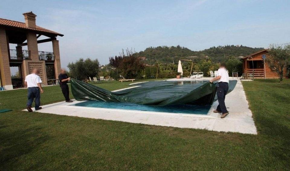 Service piscine Castiglione