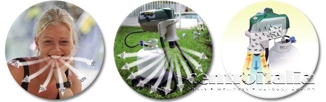 Come funziona il cattura zanzare Mosquito