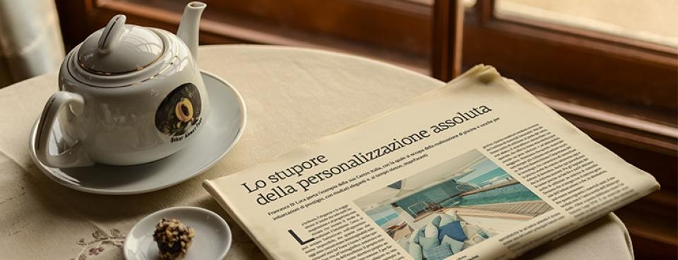 Articolo pubblicato su Valore Italia con intervista a Francesco Di Luca