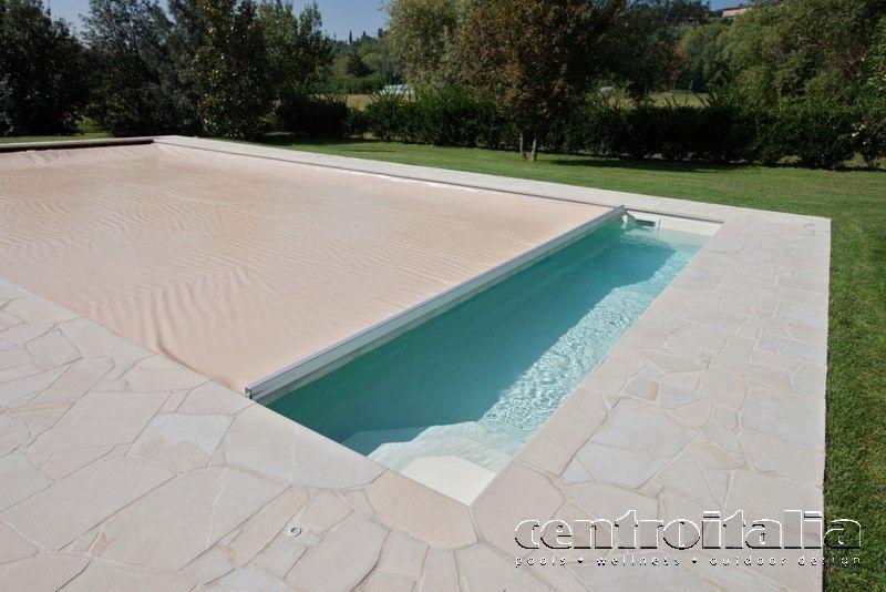 copertura di sicurezza per piscine