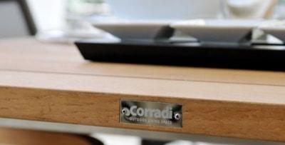 Chiusure verticali Ermetika del marchio Corradi