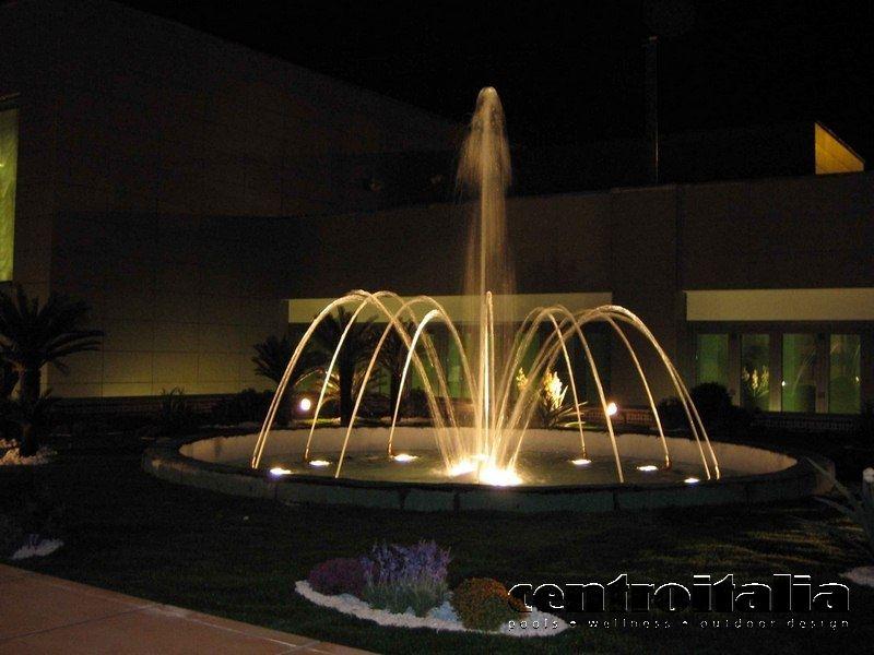 Fontana per condomini