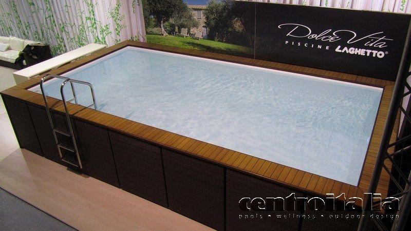 Laghetto piscina Dolcevita