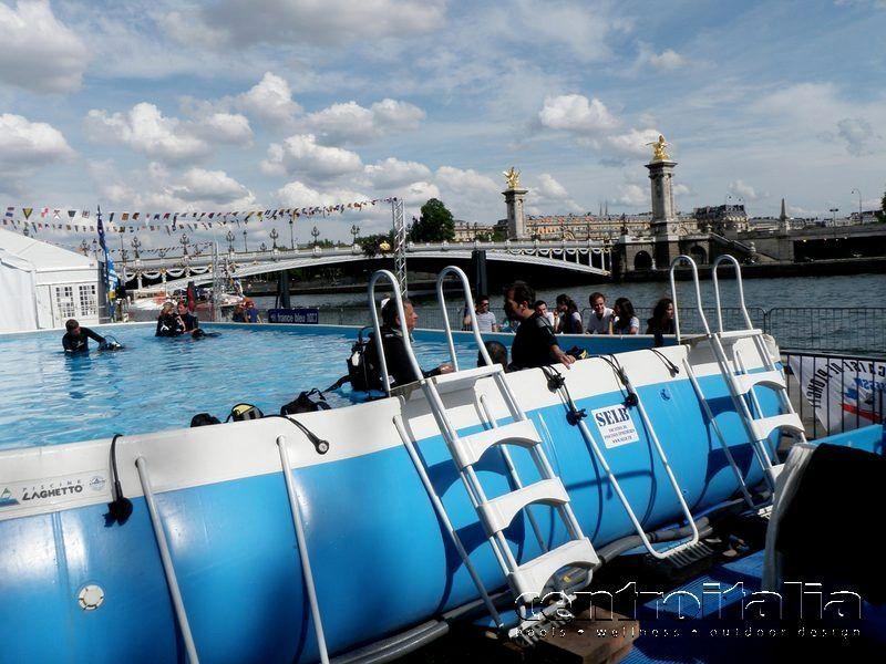 Laghetto piscina modello Classic