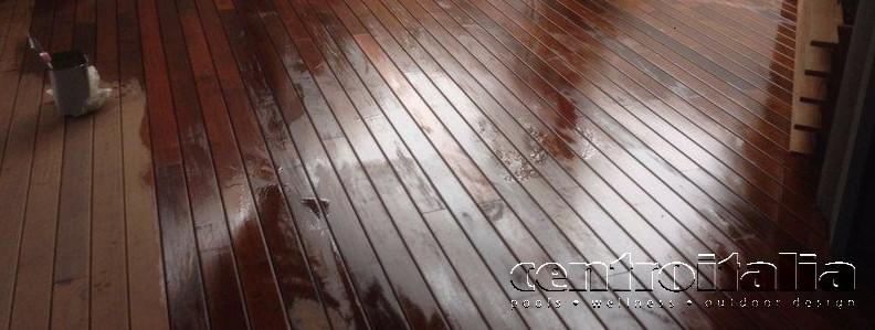 Pavimento legno Ipe