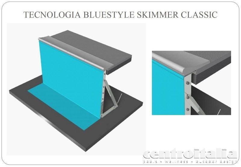 tecnologia piscine Castiglione Bluestyle