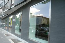 Showroom di centro Italia a Milano